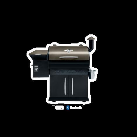 Pelletgrill Smokey Bandit Lumberjack WiFi / Bluetooth