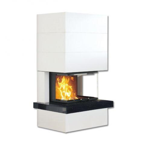 Kaminbausatz Camina S13 mit Feuertisch 9 kW