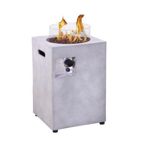 Gas Feuerstelle Xaralyn Column 40