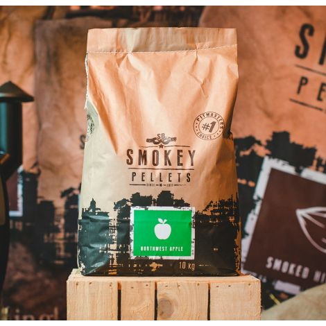 Grillpellets Smokey Bandit  NORTHWEST APPLE 10 kg