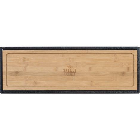 Frontablage Klapptisch aus Bambus für Lumberjack oder Eastwood
