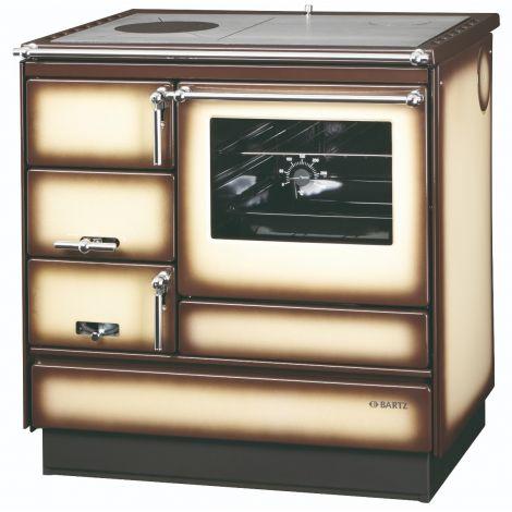 Küchenofen  Bartz HKK 80/60 8 kW