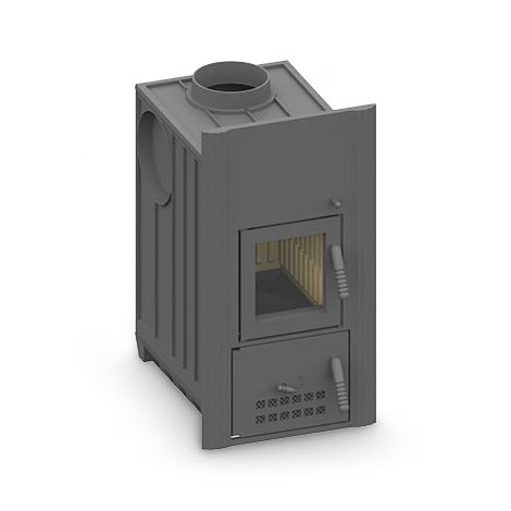 Kachelofeneinsatz Schmid Creation 9 kW