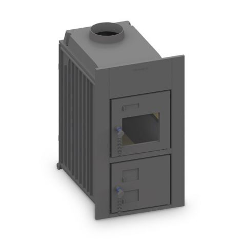 Kachelofeneinsatz Schmid Format 11 kW