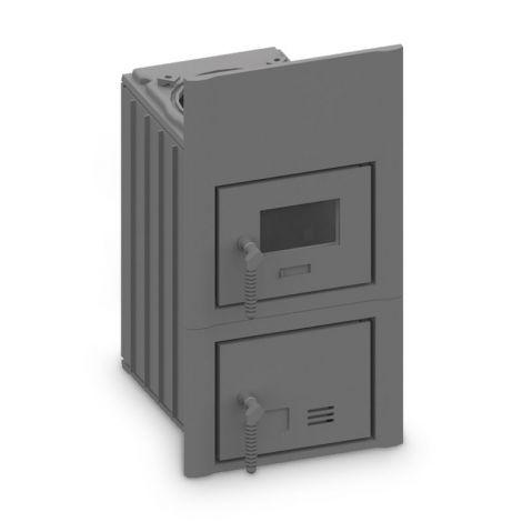 Kachelofeneinsatz Olsberg Format 6 kW