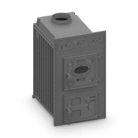 Kachelofeneinsatz Schmid JU 11 kW