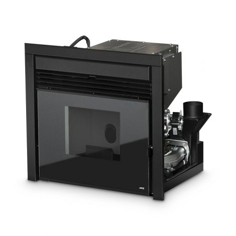 Pellet Kamineinsatz MCZ Boxtherm Maestro 60  6kW