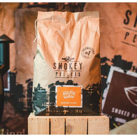 Grillpellets Smokey Bandit  BOURBON BLEND 10 kg