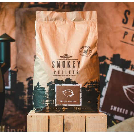 Grillpellets Smokey Bandit  SMOKED HICKORY 10kg