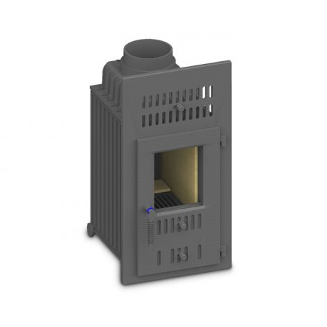 Kachelofeneinsatz Schmid SD 6 F, 6 kW